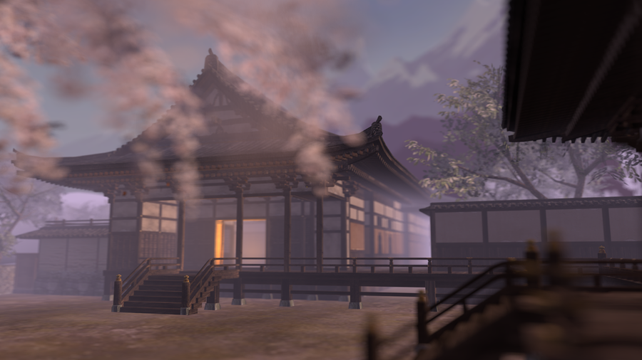 StudioFOW - Hayabusa Village Dojo