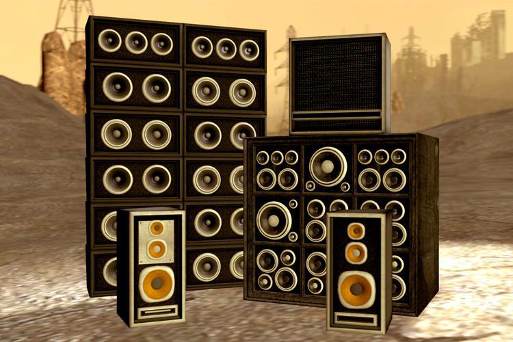 Doof Wagon Speakers
