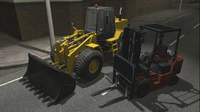 (8sianDude) RE3 Remake Vehicle Props Pack