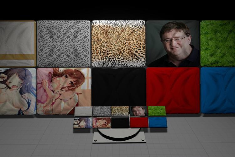 Barbell Duvet & Pillow V1