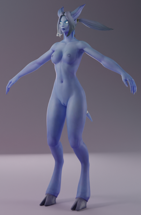 Draenei female