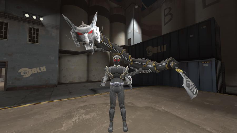 Kamen Rider Ryuga/Onyx