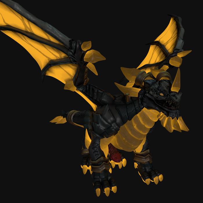 Imani's dragon Paladins champions of realm