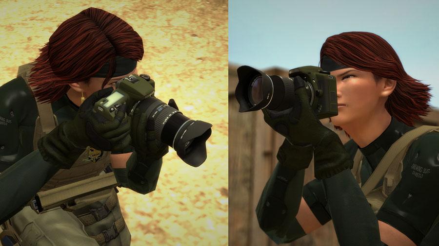DSLR Camera - MGS4