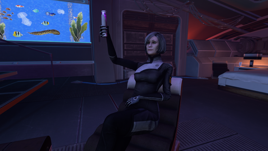 Chakwas Mass Effect