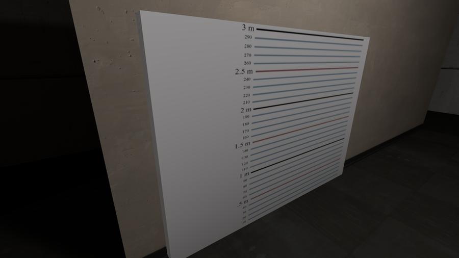 Wall Measure