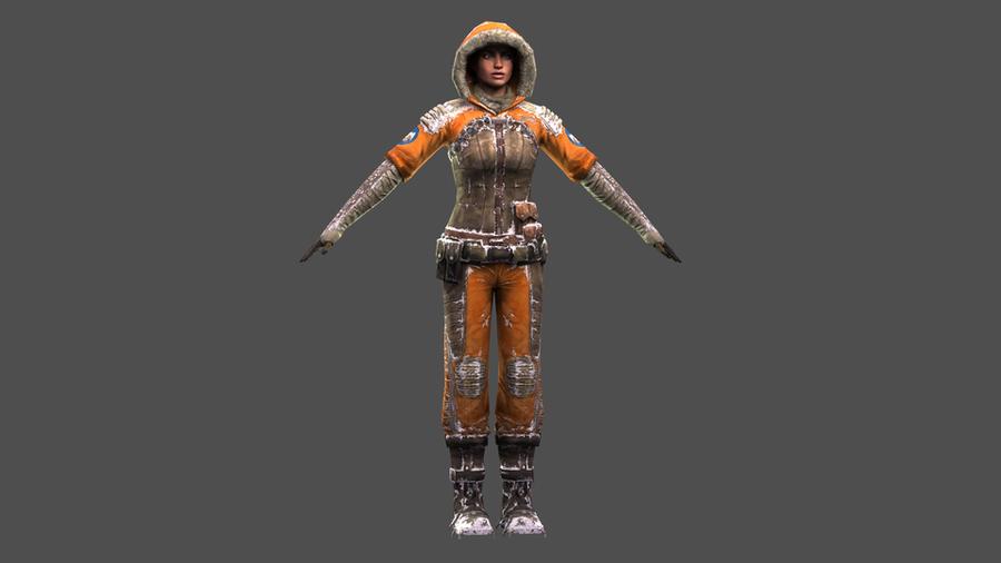 Dead Space 2-3 - Ellie Langford
