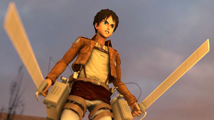 Eren Yeager (Attack On Titan)