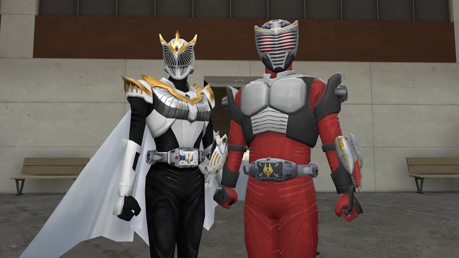 Kamen Rider Femme/Siren