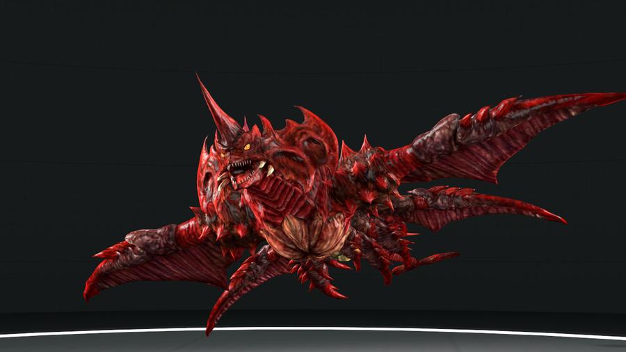 Aggregate/Flying Destroyah