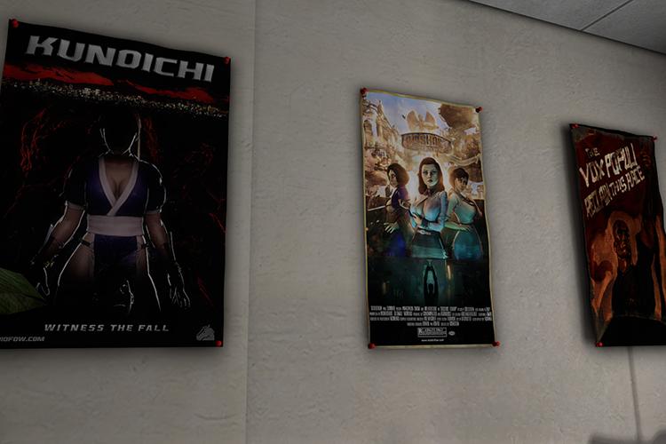 StudioFOW Merch: Posters