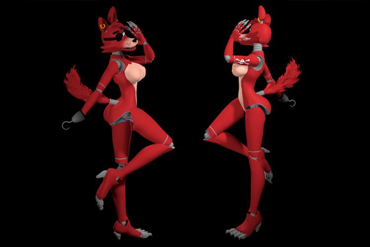 Sexy Foxy