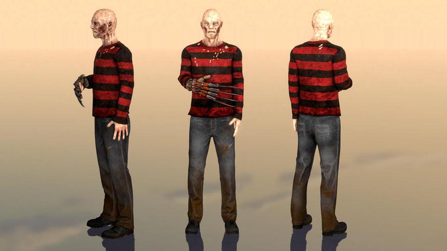 Freddy Krueger [Dead By Daylight]