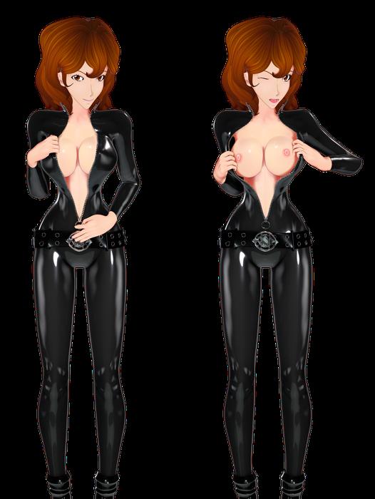 Fujiko Mine - Lupin III - Part V