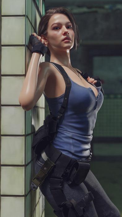 [Resident Evil 3 Remake] Jill Valentine