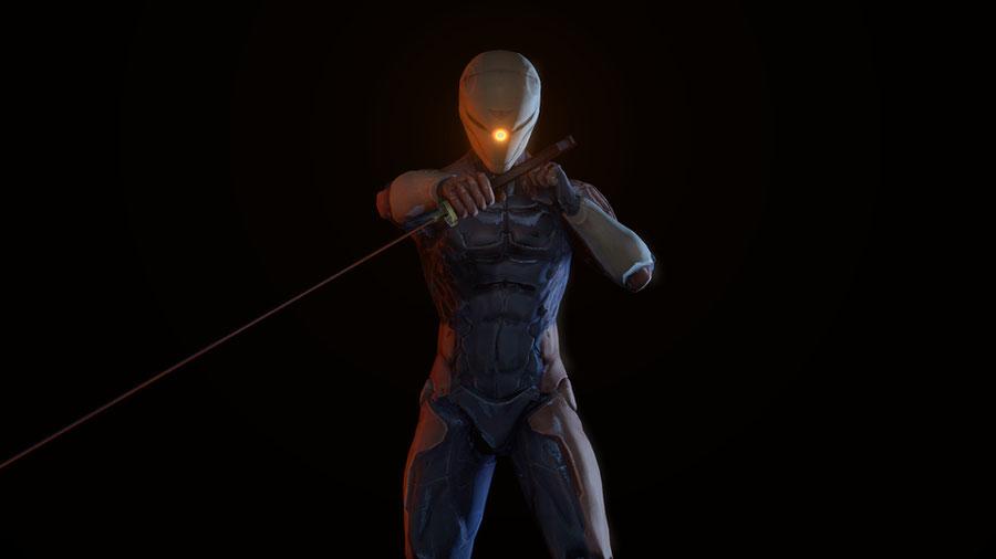 Gray Fox (Metal Gear Solid)