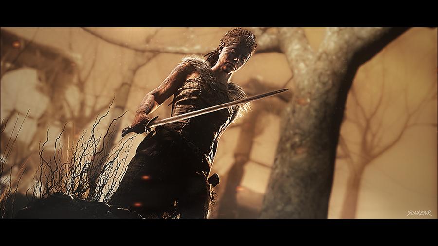 Hellblade: Senua's Sacrifice - Senua