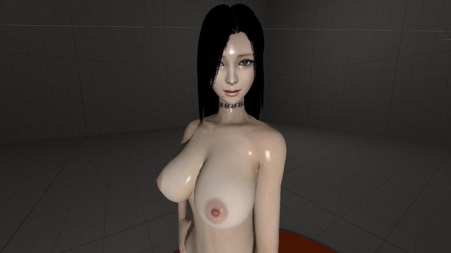 Hisoka Nude - Fatal Frame 5