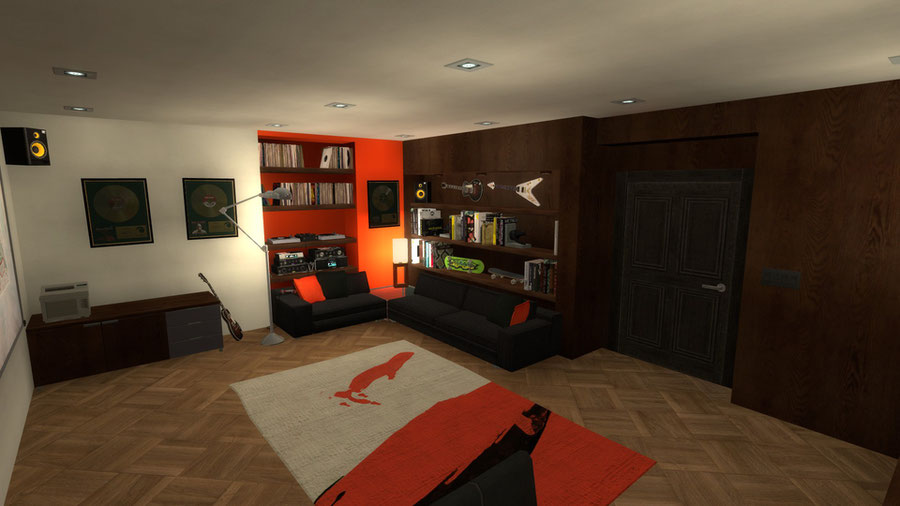 GTA V Online Apartment V1 Final