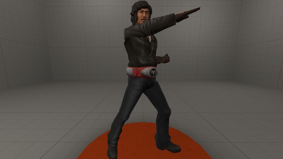 Kamen Rider Takeshi Hongo