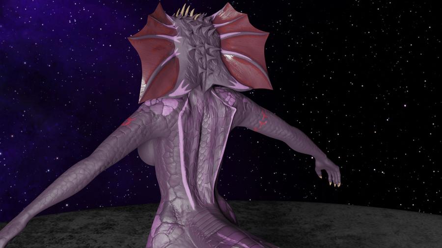 Iksar Female [EQ2] (v3.2 Update)