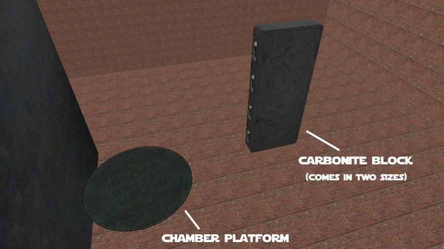 (SFM Star Wars) Carbonite Pack