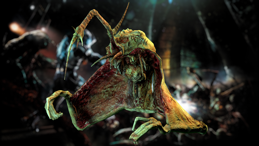 Dead Space 2 - Infector