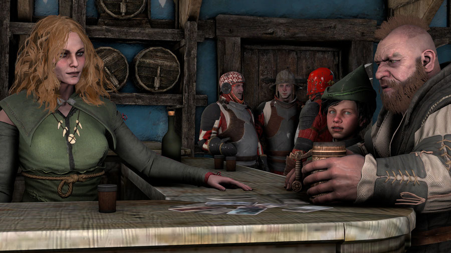 The Witcher 3 Character Pack 3