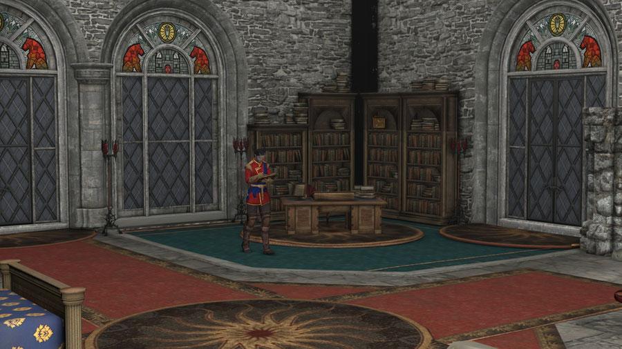 Inquisitor's Quarters Prop-box/Scenery-box