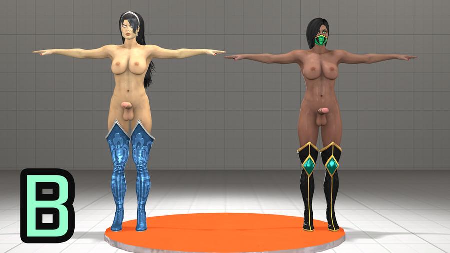 Jade / Kitana Headhack (Session)