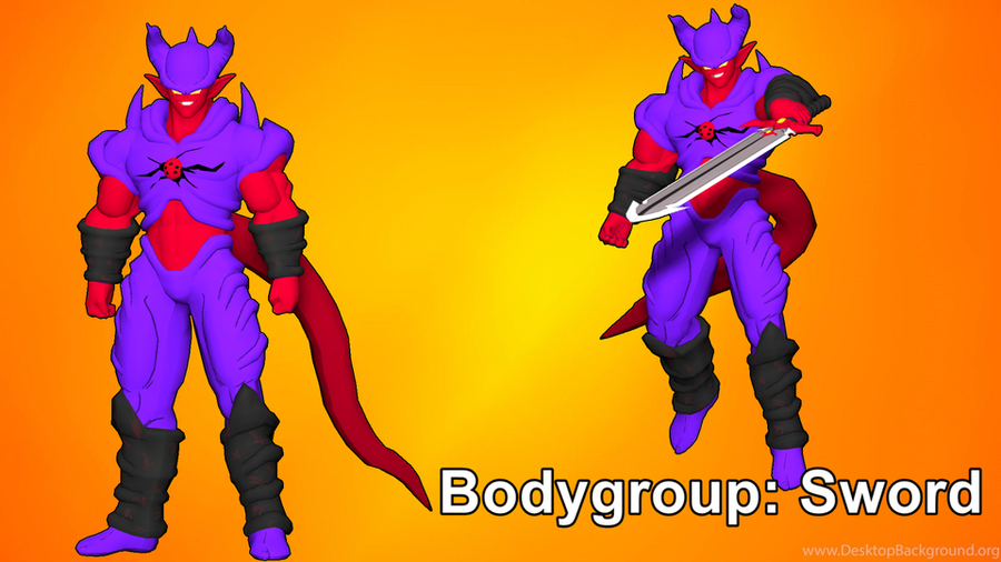 Dragon Ball - Xeno Janemba