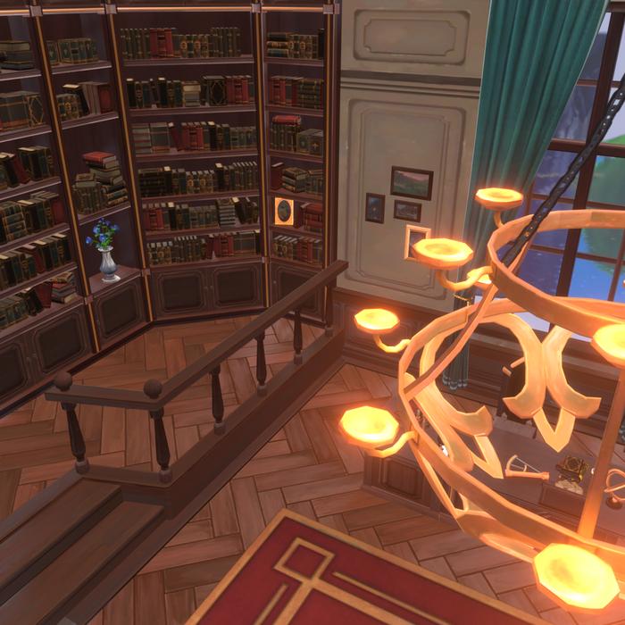 Jean's Office (Genshin Impact)