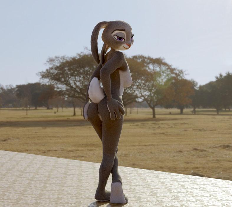 Judy hopps Nude