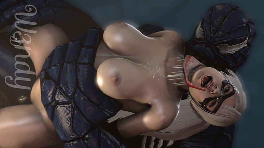 Black Cat (Nude)