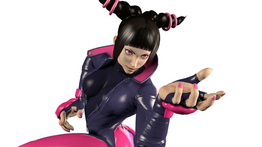 Street Fighter - Juri