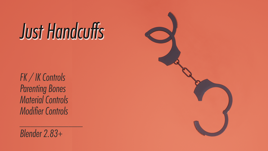 Just Handcuffs
