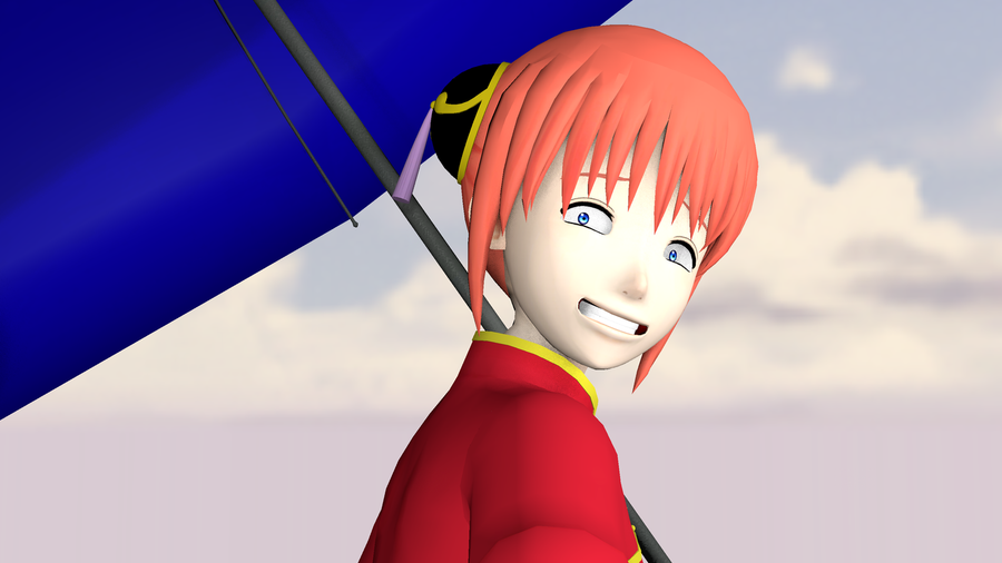 Gintama: Kagura