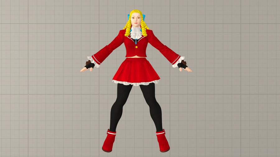 Street Fighter - Karin