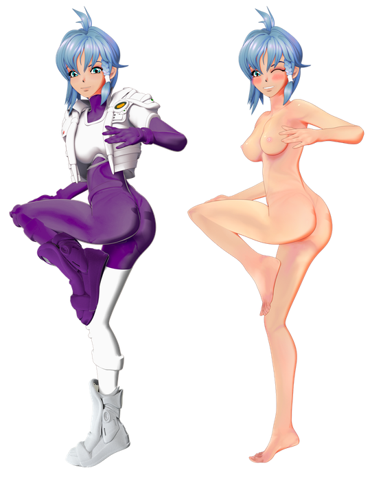Karin Aoi - DNA2