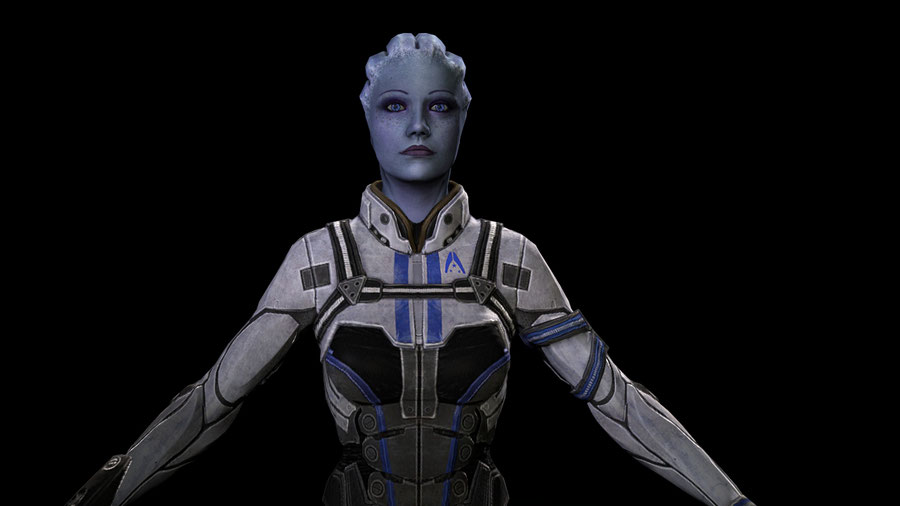 Liara T'Soni - Mass Effect 3 [cire992]