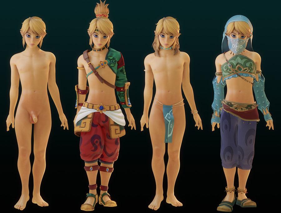 Link [The Legend of Zelda]