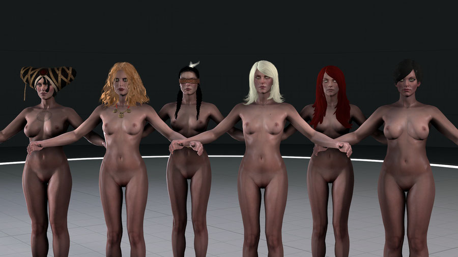 The Witcher 3:  Lodge of Sorceresses Nude