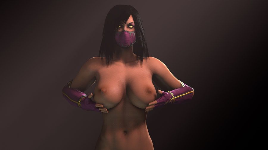 MKXMileena In Her MK9 Outfit!