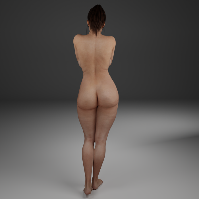 Mama HD (Ass and Tits Update) [Death Stranding]