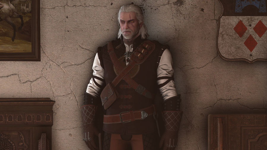 The Witcher 3: Blood and Wine models