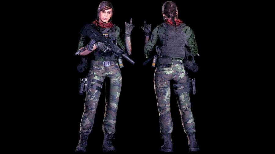 Call of Duty: Modern Warfare 2019 - Mara