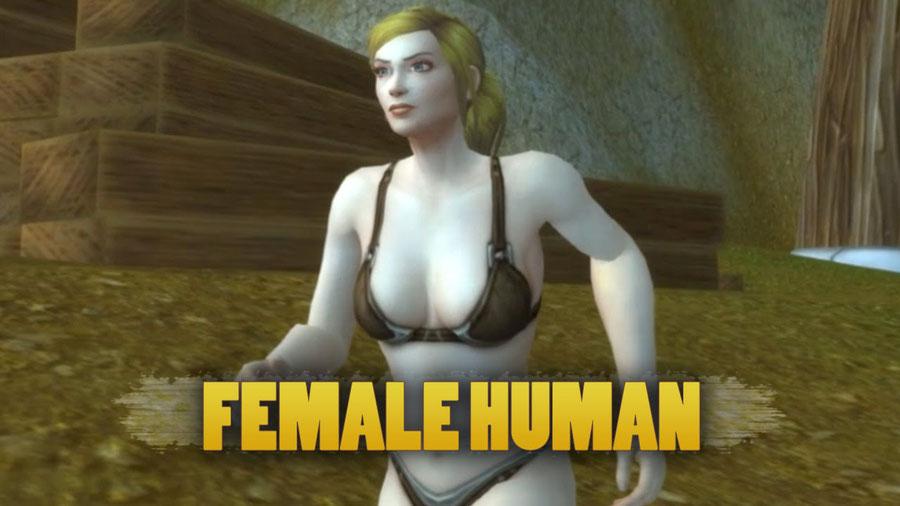 Female Human Lewd Sounds