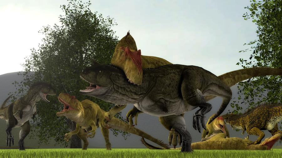 Dino Pack #2