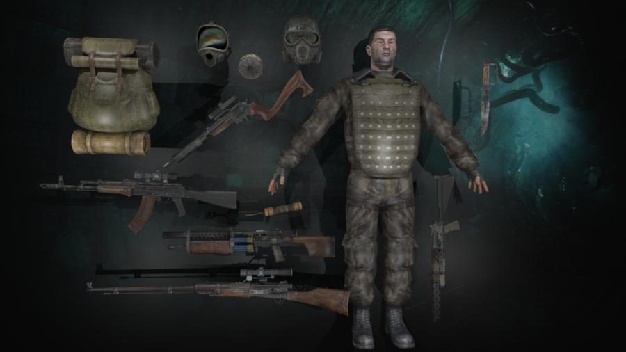 Metro 2033: Ranger