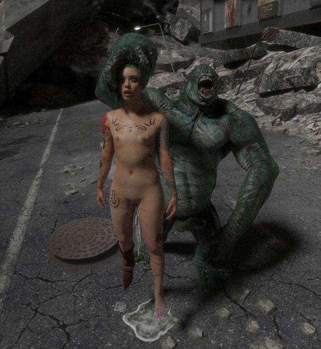 """Metro 2033 OC """"Venet Mugly"""""""